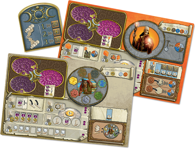 Terra Mystica: Fire & Ice | Z-MAN Games