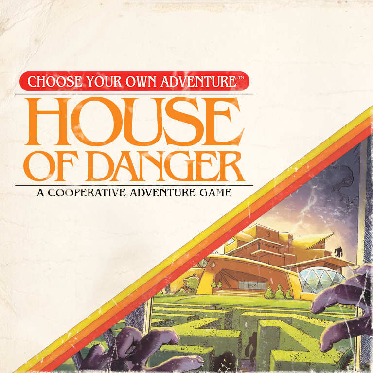 Announcing Choose Your Own Adventure House Of Danger Z