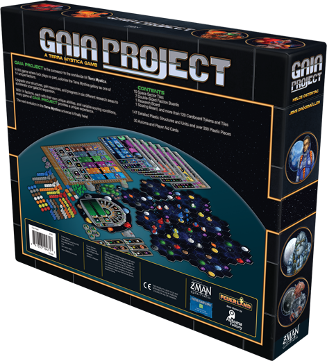 Gaia Project | Z-MAN Games