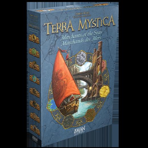 Merchants of the Sea: Terra Mystica (T.O.S.) -  Z Man Games