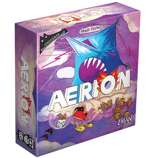 Aerion -  Z Man Games