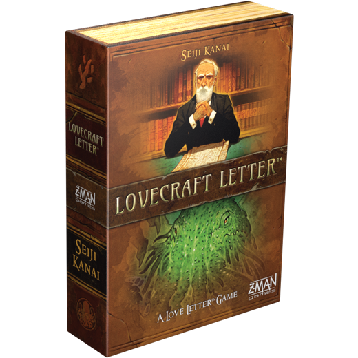 Lovecraft Letter (T.O.S.) -  Z Man Games
