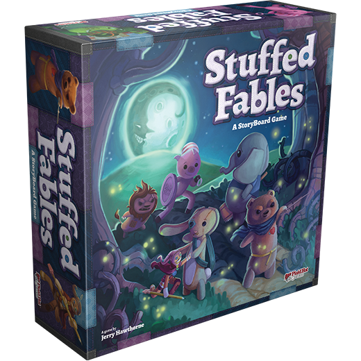 Stuffed Fables -  Z Man Games