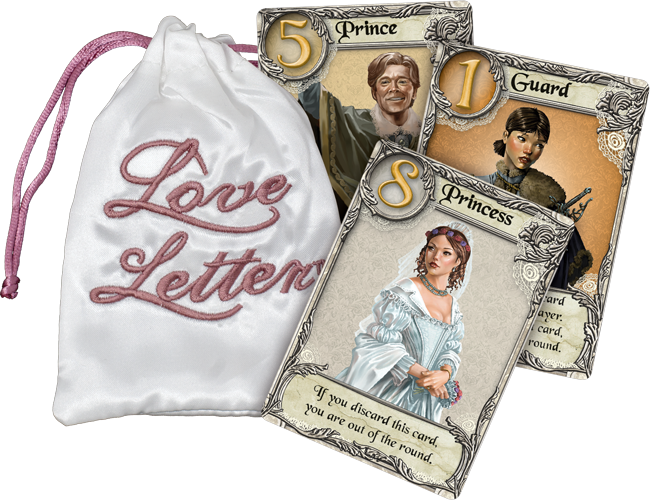 Spread the Love with Love Letter Wedding Edition   Z Man Games | Z