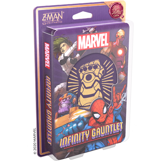 Infinity Gauntlet: A Love Letter Game (T.O.S.) -  Z Man Games