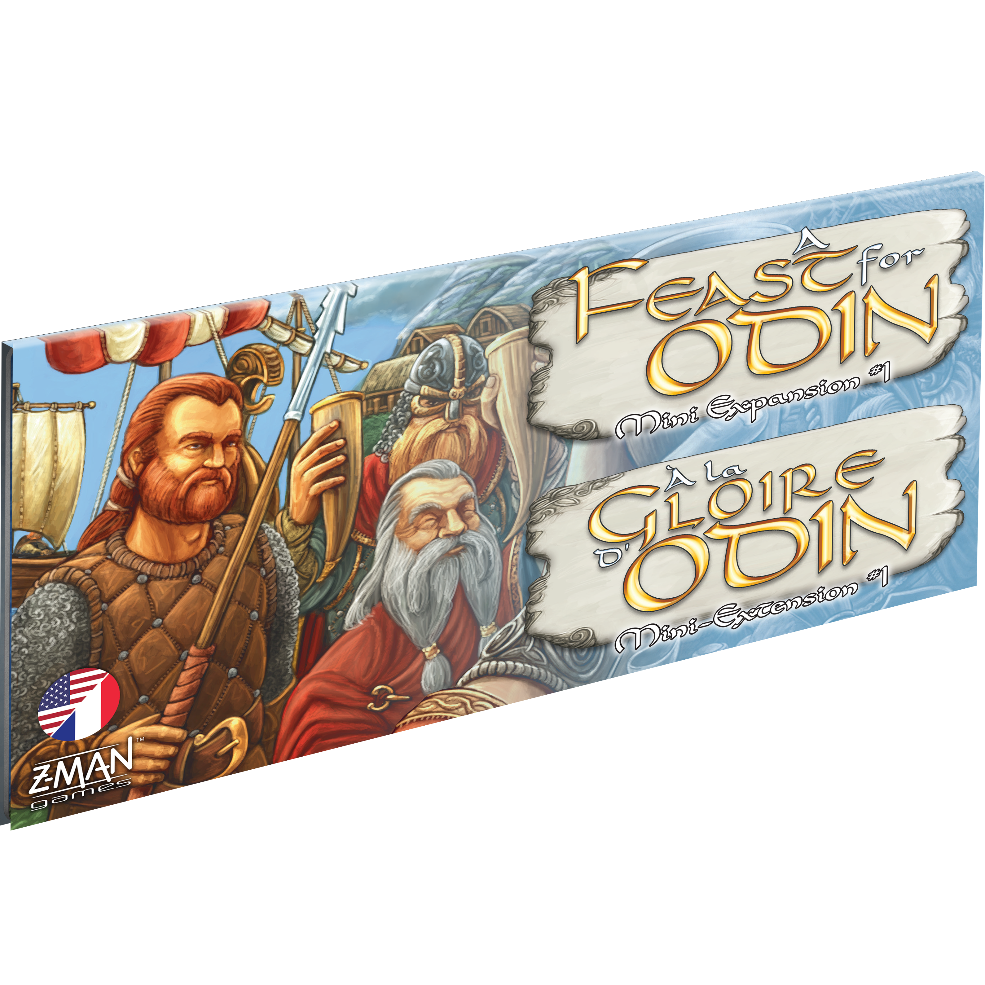 Mini Expansion 1: A Feast for Odin -  Z Man Games