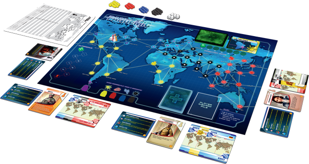 On the Brink Pandemic Board Game Expansion