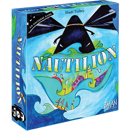 Nautilion -  Z Man Games